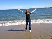 Abbey + Beach