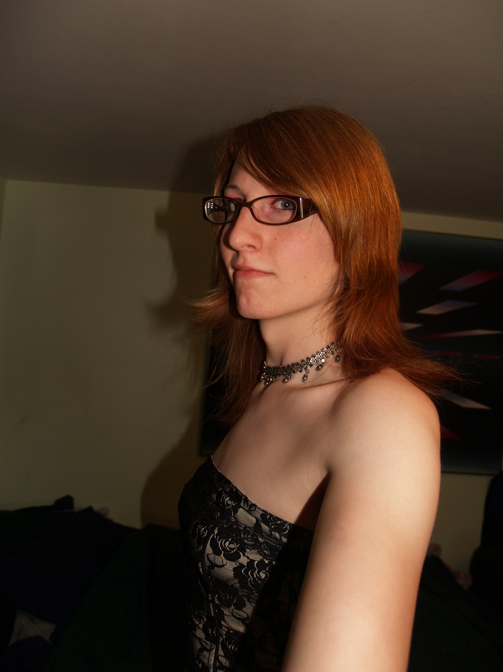 227 Days on Hormones - Birthday Shoot (1/6)