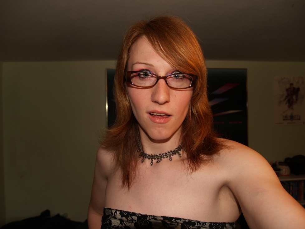 227 Days on Hormones - Birthday Shoot (3/6)