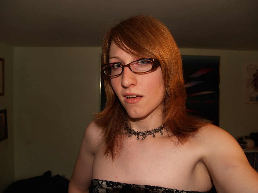 227 Days on Hormones - Birthday Shoot (4/6)